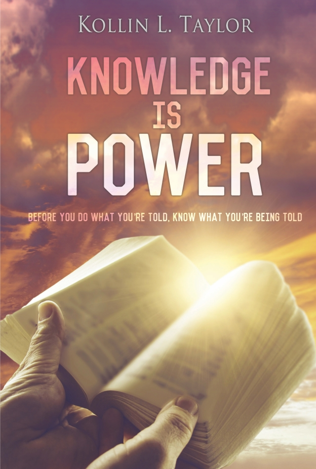 Knowledge is Power (cover)