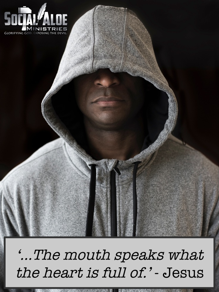 The Mouth Speaks